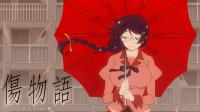 Kizumonogatari III Reiketsu-hen-Tekketsu-hen-AnimeArchivos