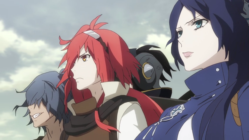 Rokka no Yuusha – Blinx505