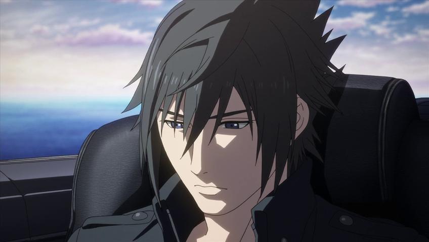 Resultado de imagen para Noctis de Final Fantasy 15 anime